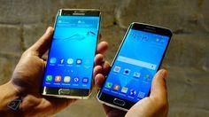 Samsung Galaxy S7 edge versus Galaxy S6 edge+