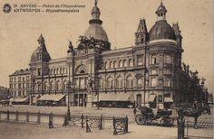 Hippodroompaleis, Antwerpen