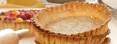 Crisco® No Fail Pastry- This rich pastry bakes up flaky and light textured. No matter what kind of pie you re making, it s sure to impress. No Bake Desserts, Just Desserts, Mini Desserts, No Fail Pie Crust, Kinds Of Pie, Pastry Blender, Holiday Baking, Christmas Baking, Recipe Details