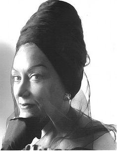 Gloria Swanson by Cecil Beaton