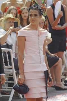 Charlotte Casiraghi  #chanel