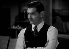 Clark Gable is checking you out.  From Dancing Lady 1933. (made by MM)