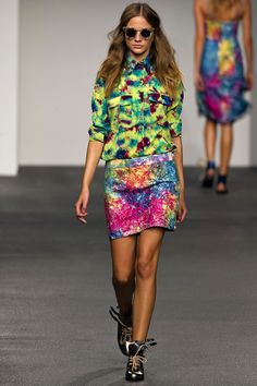 SPRING 2013 READY-TO-WEAR  House of Holland