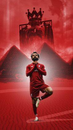 Liverpool Fc, Liverpool Poster, Salah Liverpool, Liverpool Football Club, Best Football Players, Soccer Players, Premier League, Liverpool Wallpapers, Mo Salah