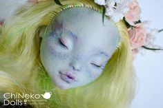 Custom Monster High Doll OOAK Lagoona Only HEAD