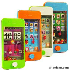 Smart Phone Ring Toss Water Games