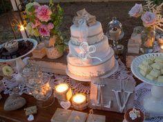 Dettagli shabby, sfumature eco chic, atmosfere incantate. Un wedding day indimenticabile!