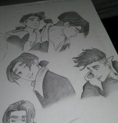 Jim Hawkins Sketches by GearsGirl6295 on DeviantArt
