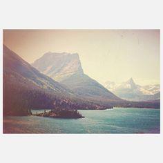 Retro Glacier