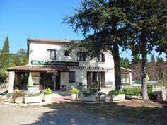 hôtel-restaurant l'Eglantine Anduze