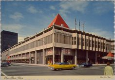 Alexis Nihon Plaza, 1967
