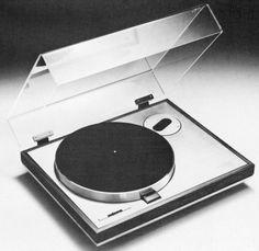 LUXMAN PD131 1975