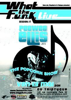 wtf#17 : Pee Wee Ellis - 13/05/2005  (by Dré)