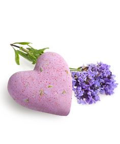 Inspired by the typical French lavender fields, this lovely lilac bath blaster has a contemporary twist on a classic lavender fragrance.  Lavender scented bath blasters with lavender seeds  are a wonderful way to relax, cleanse and rejuvenate the body and spirit.  A perfect bath-before-bedtime experience.