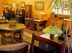 Stickley Furniture In The Arts And Crafts Movement Dalton S American Decorative Craftsman Style Decor