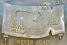 Shabbat Shalom, Never Again, Dry Bones, Live