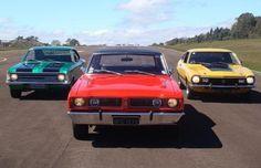 Super cars around the world ...