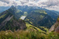 The Alpstein, Switzerland
