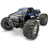 HPI Racing 104493 RTR Savage Flux 2350, 18 Scale, Electric, 4WD Truck (Toy) newly tagged rc