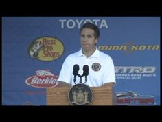 Gov. Andrew Cuomo announces 'Governor's Challenge' fishing competition coming to Finger Lakes - http://www.us2016elections.com/gov-andrew-cuomo-announces-governors-challenge-fishing-competition-coming-to-finger-lakes/