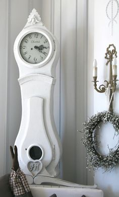 beautiful swedish mora clock!