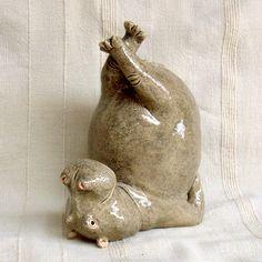 Gereg the Hippo by Hippopottermiss.deviantart.com on @deviantART