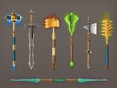 Sevenlands_items