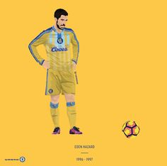 James O'Mara's Current Players in Throwback Kits are Very Moreish - SoccerBible Football Art, Football Players, Football Stuff, Chelsea Wallpapers, Eden Hazard Chelsea, Classic Football Shirts, Latest Series, Football Wallpaper, Chelsea Fc