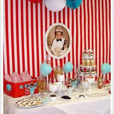 Cute Ideas for First Birthday Party
