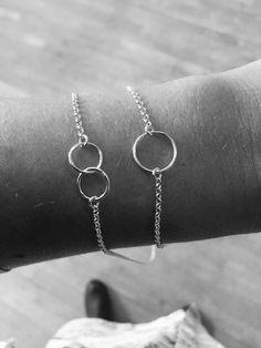 RING RING BRACELET via Atom47. Click on the image to see more! Ring Bracelet, Ring Ring, Bracelets, Matcha, Jewelery, Rings, Instagram Posts, Studio, Armband