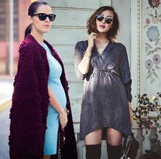 Perfect Fall Outfit Ideas for Stylish Pregnant Women  #maternitystyle #fashion #pregnant
