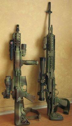 Mod. M4 & M14