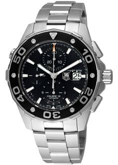 TAG Heuer Men's CAJ2110BA0872 Aquaracer Chronograph Watch B004HYRFBC
