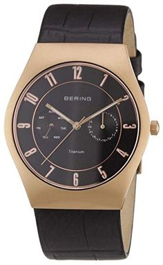 d607a059a7c8 Bering Time Men S Slim Watch 11939-462 Classic Review
