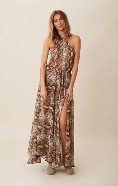 THE HUNTRESS DRESS