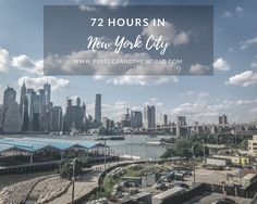 72 hours in New York City | Rebecca and the World