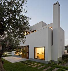 House in Pêro Pinheiro - Bruno Silvestre architecture