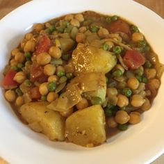 """Spicy Vegan Potato Curry   """"I made this recipe EXACTLY as stated, and it came out so much better than I imagined it would!"""" #recipe #vegetarian"""