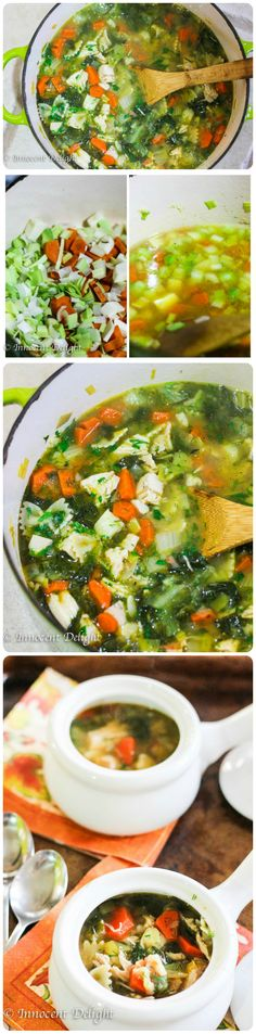 Leftover Turkey Soup - don't throw out the carcass, make homemade and super easy delicious turkey soup. Leftover Turkey Soup - don't throw out the carcass, make homemade and super easy delicious turkey soup. Quick Dinner Recipes, Great Recipes, Favorite Recipes, Healthy Recipes, Amazing Recipes, Healthy Foods, Recipe Ideas, Leftover Turkey Soup, Crock Pot Soup