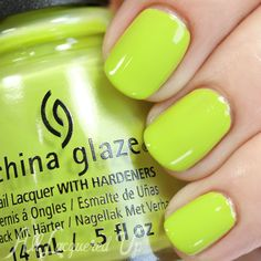 China Glaze  – S'more fun