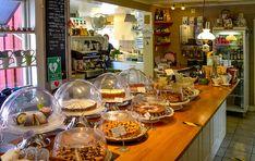 Gräddhyllan lantcafé, Markaryd – Kulturbilder Coffee Maker, Table Settings, Kitchen Appliances, Home, Coffee Maker Machine, Diy Kitchen Appliances, Coffee Percolator, Home Appliances, Coffee Making Machine