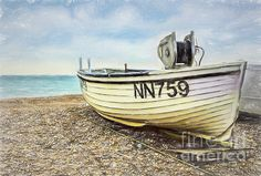 East Sussex, Fishing Boats, Coast, Instagram Images, Wall Art, Beach, Convertible Fishing Boat, Seaside, Bass Boat