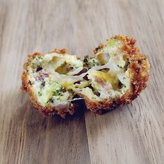 Simply Gourmet…Where food, family and friends gather.: 75. Broccoli Cheddar Bites