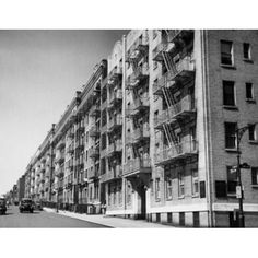 Posterazzi Apartments along a road New York City New York State USA Canvas Art - (24 x 36) Hong Kong Night, New York City Apartment, Apartments, Walmart, Multi Story Building, Photo Wall, Canvas Art, Usa, Photograph