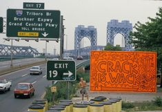 Crack is Wack | Keith Haring