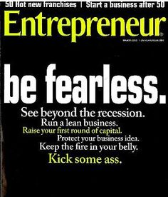 Every entrepreneur should be reading this magazine