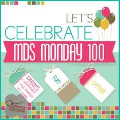 MDS Monday: MDS Monday Celebrates 100!