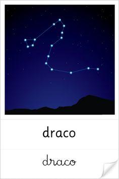 Constellation du Dragon...