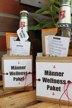 Männer Wellness Paket