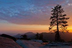 Beetle Rock Sunset #1, Sequoia National Park by flatworldsedge on Flickr.